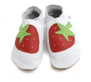 XL Paputki Starchild - strawberry red/white 18-24 m-cy